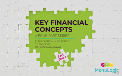 """Key Financial Concepts: Part Three – Is That KPI Really Your """"Key"""" To Success?"""